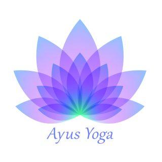 Ayus Yoga 屋号とロゴ