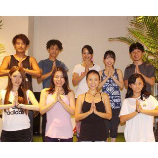 2019.10.6 ヨガイベント大阪 Ayus Yoga