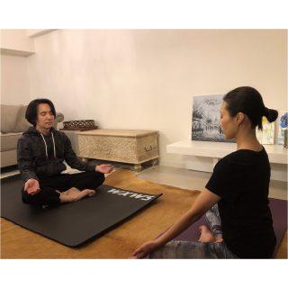 2019.11.9 プライベートレッスン Ayus Yoga