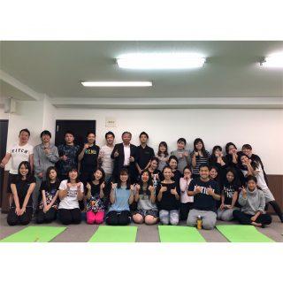 2019.11.19 出張ヨガ大阪 Ayus Yoga