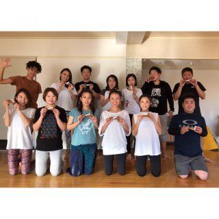 2019.11.23 ヨガイベント大阪 Ayus Yoga